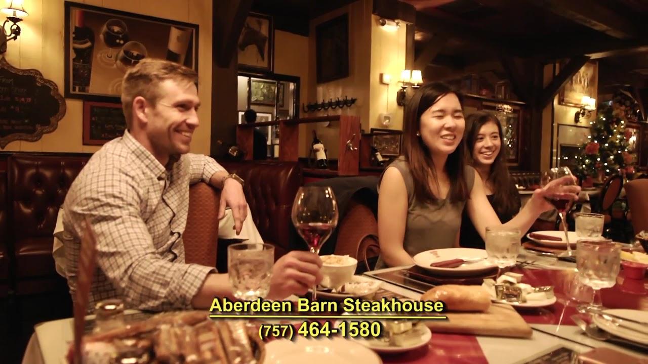 Aberdeen Barn Steakhouse Commercial Virginia Beach,VA ...