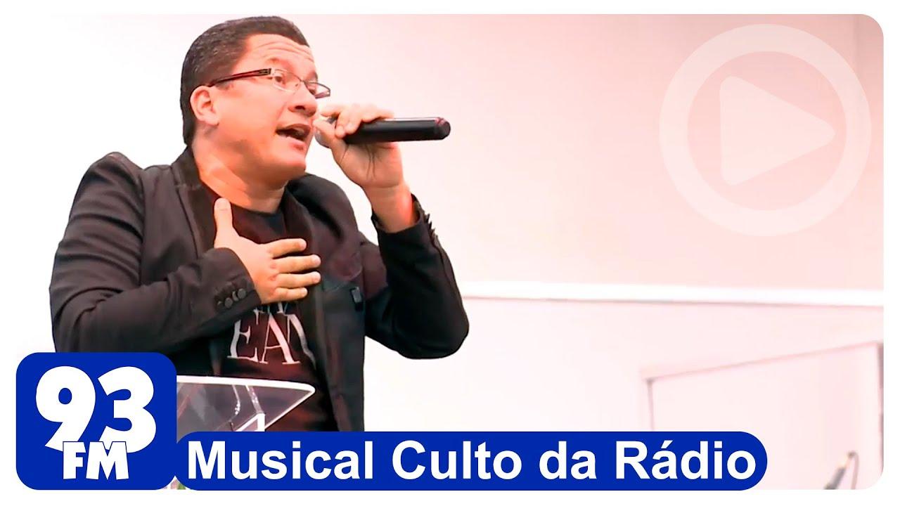 Geraldo Guimarães - Musical Culto da Rádio - Filho Da Promessa