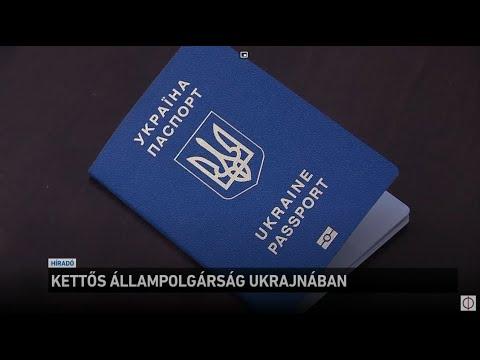 Kettős állampolgárság Ukrajnában thumbnail