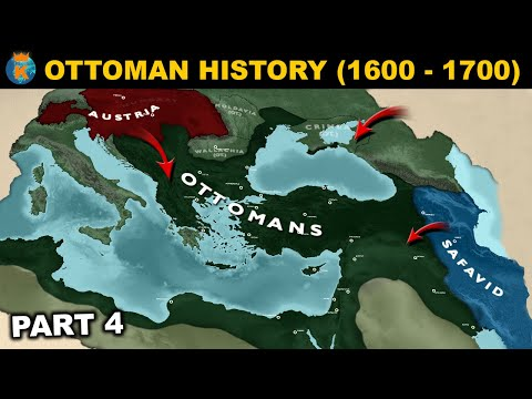 The Stagnation of the Ottoman Empire - History of the Ottomans (1600 - 1700)
