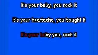 elvis karaoke it