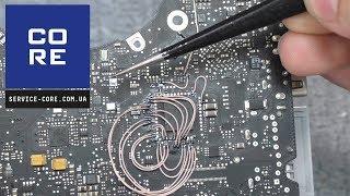 Даунгрейд MacBook Pro A1286 - переделка в UMA