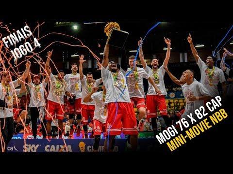 MiniMovie NBB - Paulistano Campeão do NBB 2017-2018