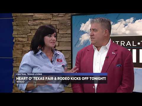 New tourism game introduced at the Heart O' Texas Fair