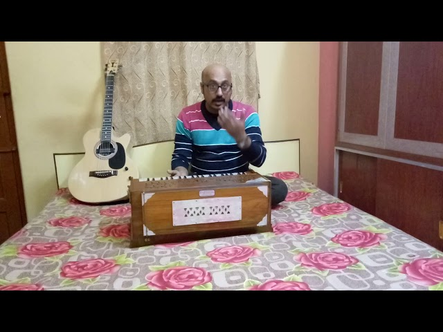 Improve your Voice by basic Vocal training..Lesson on raag Bhoopali,,Series 1