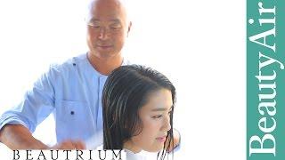 髪の悩みはすべてカットでなんとでもなりますよ」 BEAUTRIUMアートディ...