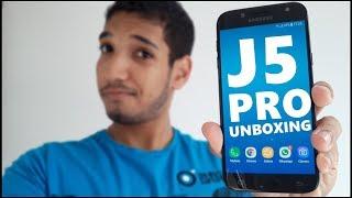 MEU NOVO CELULAR: UNBOXING E REVIEW DO Samsung Galaxy J5 PRO