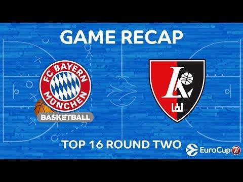 Highlights: FC Bayern Munich - Lietuvos Rytas Vilnius