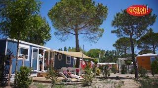 Camping Yelloh! Village Les Petits Camarguais au Grau du Roi - Nos Locations - Languedoc-Roussillon