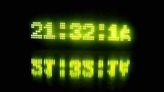 Бегущая строка (светодиодное табло)(Характеристики устройства: 1. 8 эффектов для управления отображением информации. 2. Дисплей переменной длины..., 2012-09-12T11:47:19.000Z)