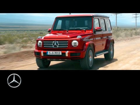 Mercedes-Benz G-Class (2019)   The Making-of Stronger than Gravity