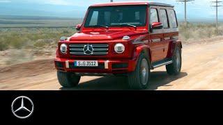 Mercedes G Class Videos
