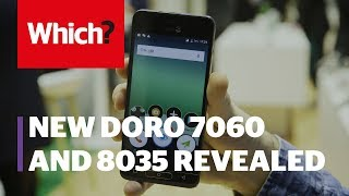 Are the Doro 8035 and 7060 the best simple mobile phones for 2018?