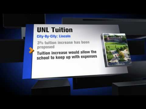 UNL Tuition Freeze Set to Melt
