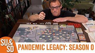 Pandemic Legacy: Season 0 Review - A Phenomenal Finale