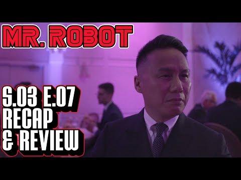 Download Youtube: [Mr Robot] Season 3 Episode 7 Recap & Review | Breakdown of eps3.6_fredrick&tanya.chk