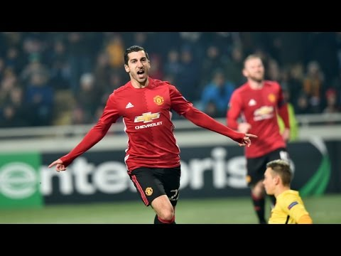 Mkhitaryan Scorpion Goal Vs Sunderland HD