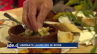 UberEATS launches in Boise