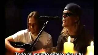 Puddle of Mudd acoustic Blurry Subtitulado Español