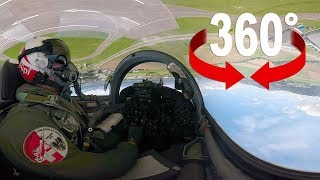 Airpower 19 in Zeltweg (AUT): Patrouille Suisse - 360°-Video