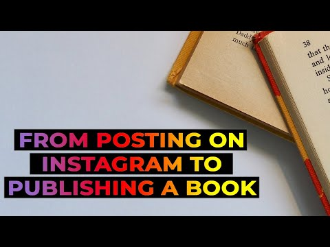 [Start-it-up] How You Can Go From Being an Instagram Poet To a Published Author