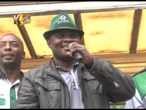 Kampeni za NASA zaandaliwa Nairobi,Bungoma na Kakamega