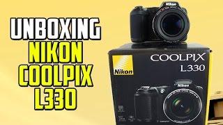 Unboxing Nikon Coolpix L330