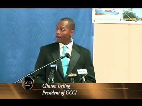 GCCI's Launching of the Business Guyana Magazine 2013