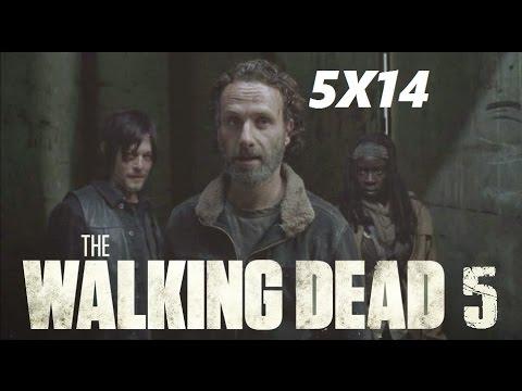 the walking dead  5° capitulo 14 completo en español