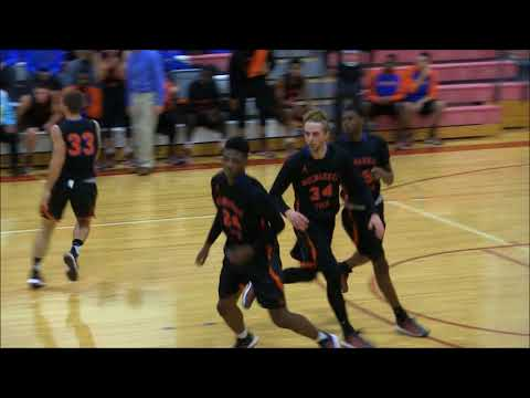 Men's Basketball VS Sauk Valley Community College Game Highlights (11/01/17)