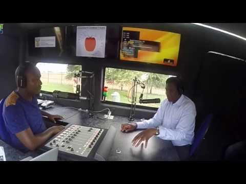 Gauteng Department of Human Settlements Outside Broadcast. 04.03.2017