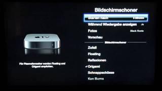2010 Apple TV Features Deutsch