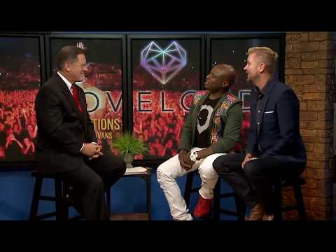 Alex Boye and Troy Williams on 3 Questions with Bob Evans