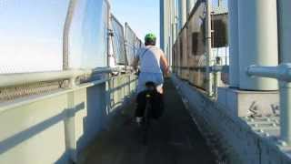 Tri-Borough Bridge Bike Path