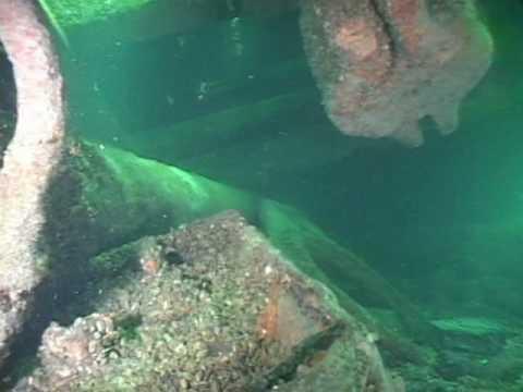 Scuba Diving 1000 Islands St. Lawrence River Brockville