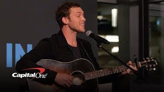 Listen In with Phillip Phillips | Capital One