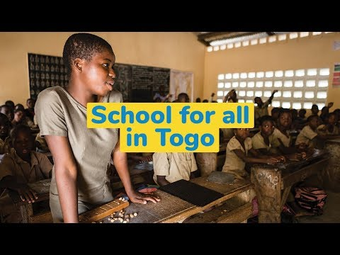 School for all in Togo