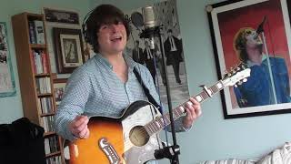 Liam Gallagher - Now That I've Found You Cover