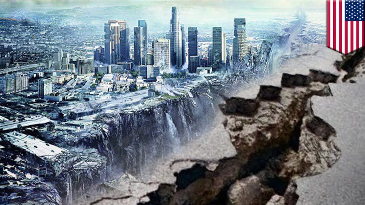 California earthquake NASA predicts a 50 or greater