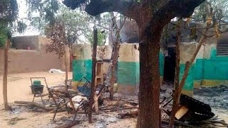 Mali arrests five suspects in killing of 157 villagers