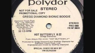 Gregg Diamond & Bionic Boogie ft Luther Vandross - Hot Butterfly