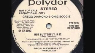 Gregg Diamond & Bionic Boogie ft Luther Vandross - Hot Butterfly