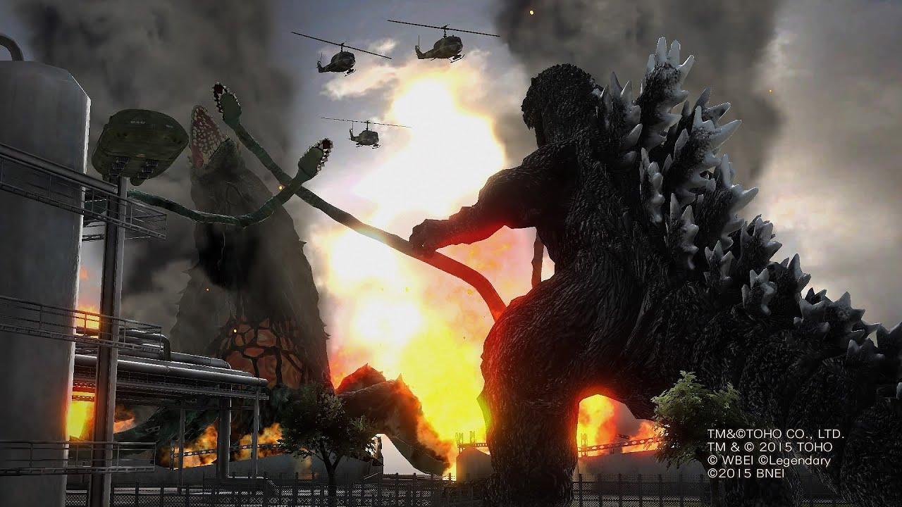 映画版bgm ゴジラvsビオランテ 【1080p】ps4「ゴジラ Godzilla Vs」 Youtube