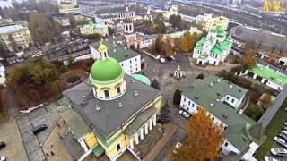 Пешком...Москва монастырская(Город постоянно меняется: строятся новые проспекты и возводятся небоскребы, но бывают серьезные городские..., 2015-01-24T19:44:21.000Z)