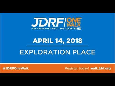 JDRF Empower Wichita radio interview