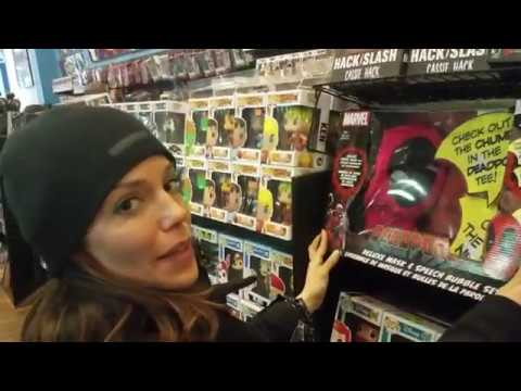 Marvel Comic MOS interviews Self Tape