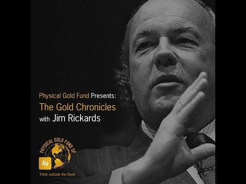 March 2016 The Gold Chronicles with Jim Rickards Part 1