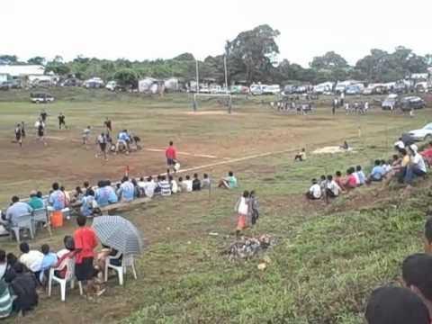 Neiafu Rugby Game