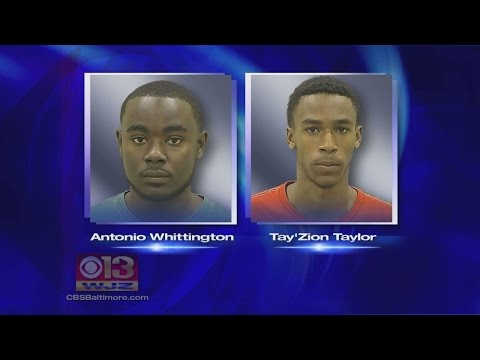 Baltimore Police Charge 2 Teens With 1st-Degree Attempted Murder