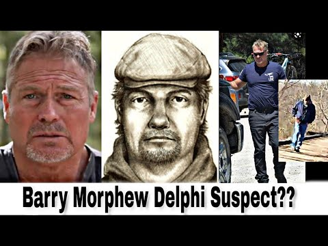 Barry Morphew Connected To Delphi Murders???!!!